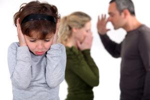 отношения в семье с ребенком