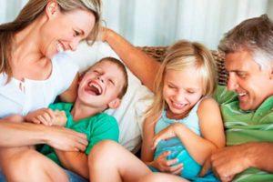 юмор и семейные отношения