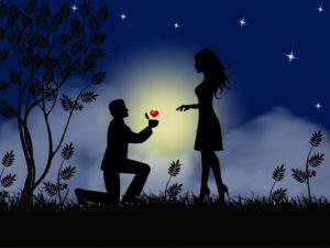 любовь и увлеченность