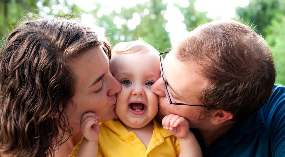 семейные традиции - любовь к родным людям