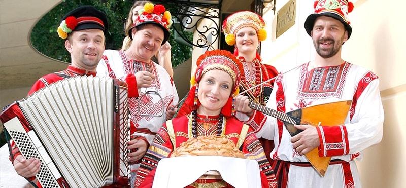 русский обычай - сватовство