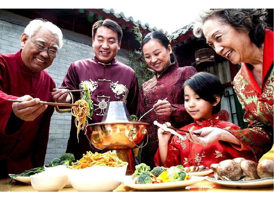 традиции народов - Китай