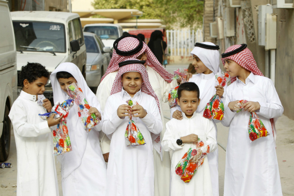 воспитание арабских детей