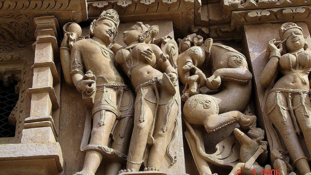 Индия - камасутра