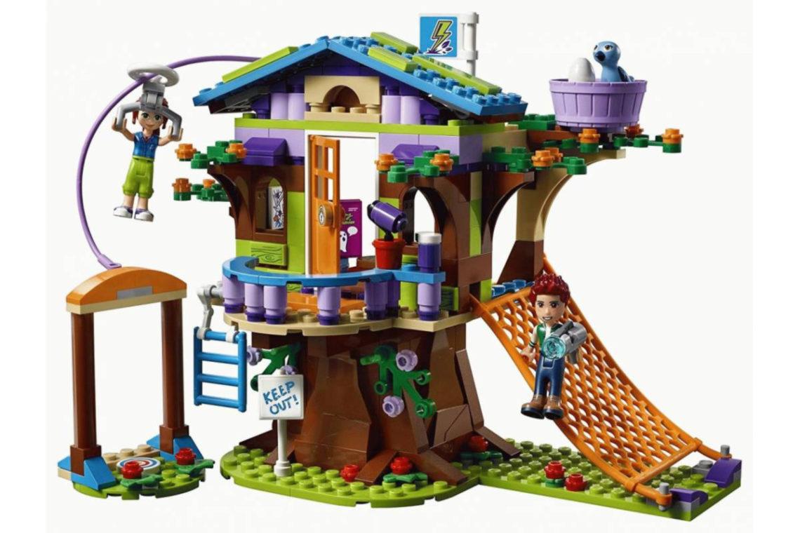 Детский конструктор Lego Friends (41335) «Домик Мии на дереве»