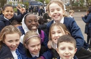 воспитание детей в Великобритании