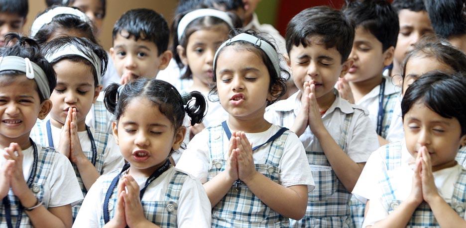 Индия. Особенности воспитания
