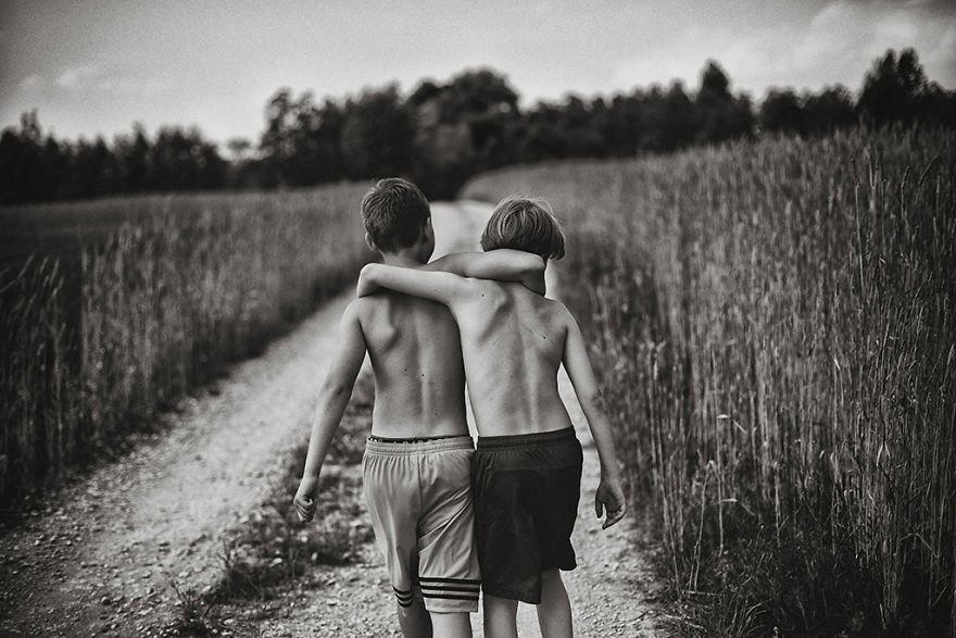 детство беззаботное