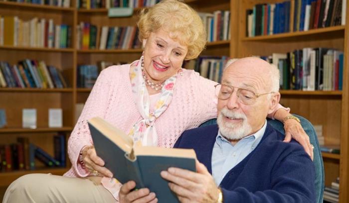 книги и долголетие