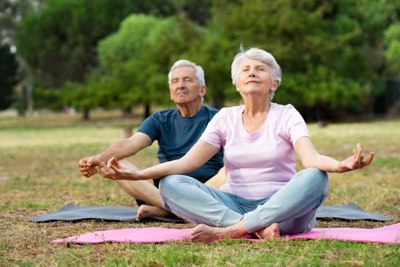 старость и йога