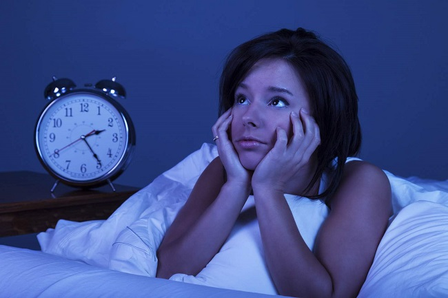 здоровый сон и бессонница