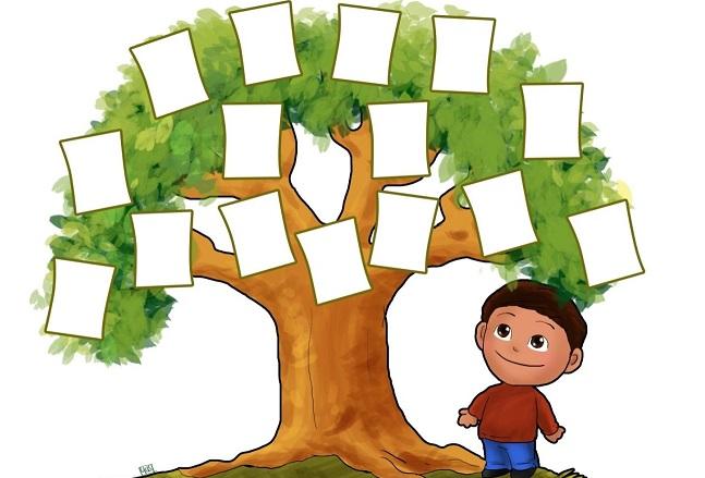 семейные ценности - древо семьи